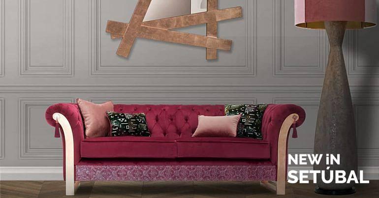 Há uma marca de mobiliário de luxo em Setúbal