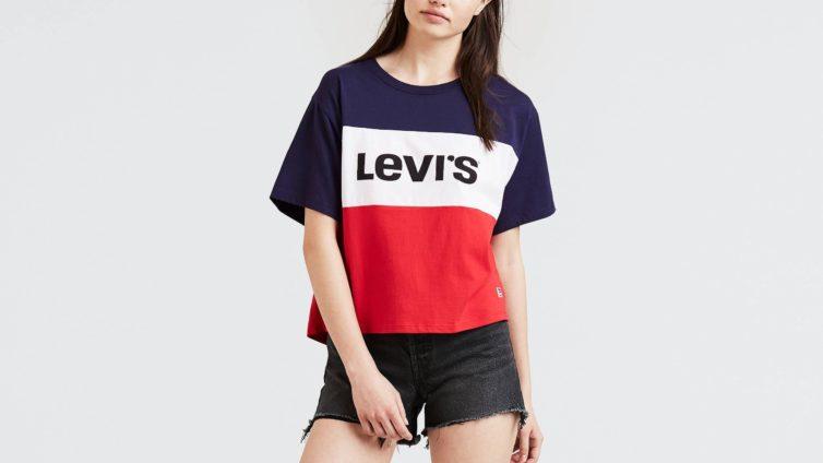 T-shirt da Levi's (29€)