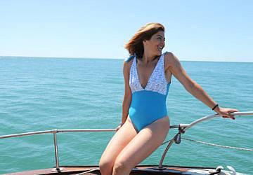 A nova marca setubalense de beachwear é para mulheres reais e descontraídas