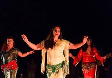 A cidade vai receber duas noites das arábias com dança oriental e workshops