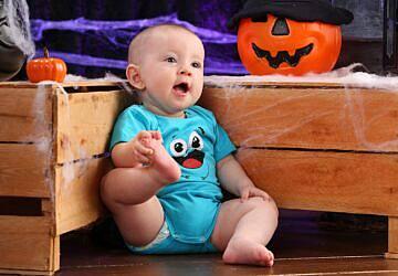 Vem aí um teatro musical de Halloween para bebés