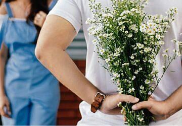 ChefPanda já lhe entrega arranjos de flores personalizados em casa