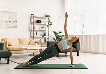Quer começar a treinar em casa? Este workshop vai ajudar