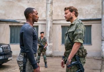 """""""Zona de Perigo"""": o novo thriller de ação da Netflix para ver no confinamento"""