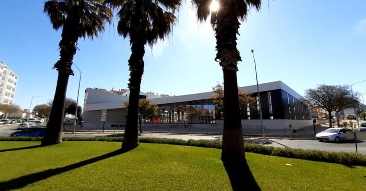 Complexo Desportivo Municipal Supera Setúbal