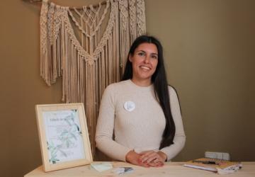 Sara é vegan e abriu um espaço de unhas de gel bio e 100% cruelty-free