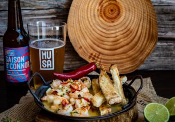 O novo pub de Setúbal tem 35 referências de cerveja artesanal e tábuas para partilhar