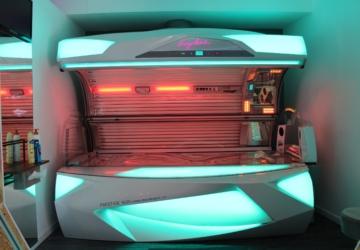 O Sunspirit tem uma nova tecnologia que lhe permite conseguir um bronzeado perfeito