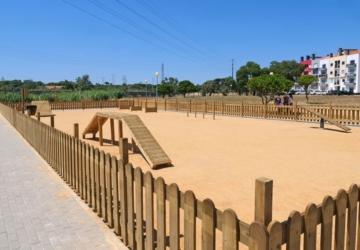 A Quinta da Amizade tem um novo parque canino