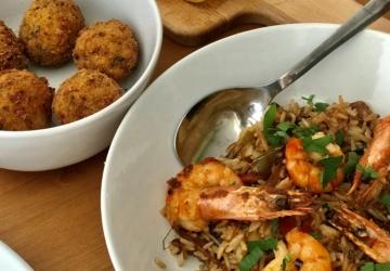 Há um novo restaurante em Setúbal em que todas as especialidades são feitas com arroz