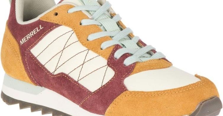 Alpine Sneaker coloridas (50,94€)