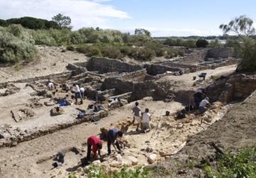 Vai ser possível visitar as novas descobertas arqueológicas de Tróia