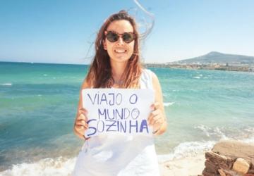 Margarida, a viajante e nómada digital que inspira outras mulheres a fazer o mesmo